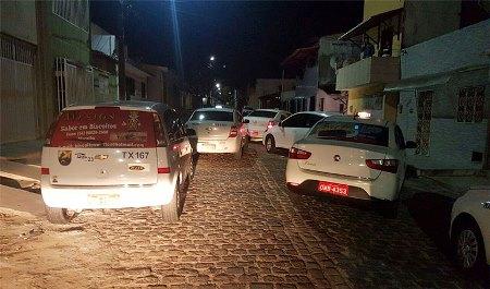 Em Natal, onze carros Uber foram apreendidos pela STTU durante o fim de semana