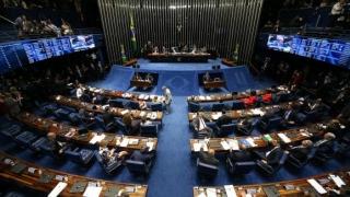 Senado terminou debate de madrugada e votação do impeachment será a partir das 11h