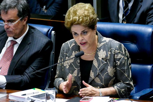 NÃO TEVE JEITO: Dilma Rousseff perde o mandato e Michel Temer toma posse ainda hoje