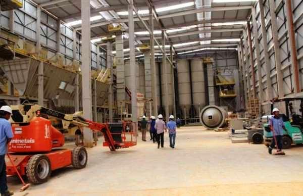 Fábricas de resinas plásticas e Cerâmica Elizabeth irão gerar mais de 500 empregos diretos no RN