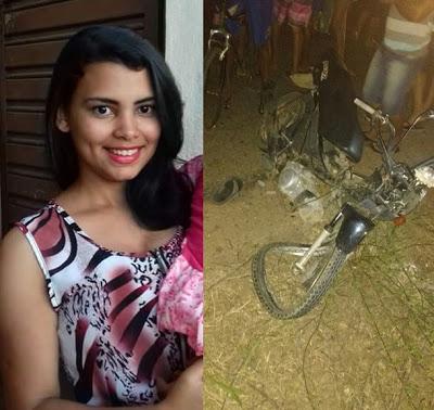 Vítima fatal do acidente.