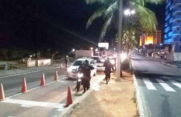 LEI SECA: Em sete meses, quase 1.800 motoristas do RN foram flagrados dirigindo embriagados