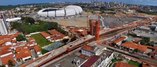 Alvo da Lava Jato, Queiroz Galvão recebeu mais de R$ 40 mi por obras do Complexo Viário em Natal