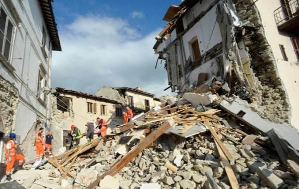 Já são 159 mortes confirmadas no terremoto da Itália, afirma Defesa Civil