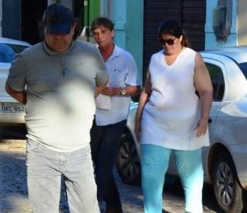 Carla Ubarana e George Leal, condenados por desvio de R$ 14 mi,  voltam para cadeia