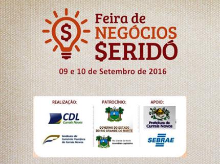 CDL Currais Novos promove Feira de Negócios do Seridó