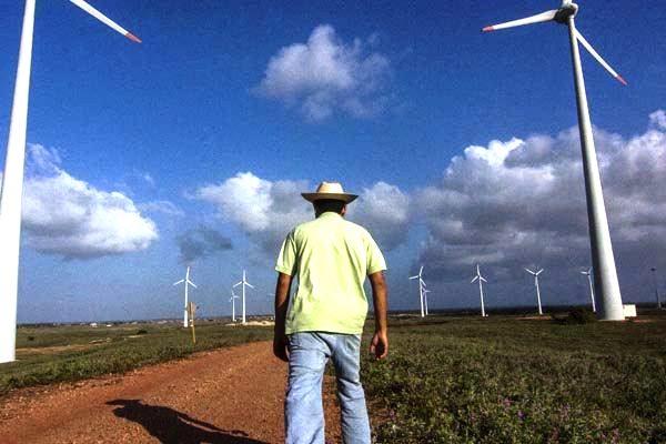 FORÇA DOS VENTOS: Rio Grande do Norte ultrapassa produção de 3 mil megawatts de Energia Eólica