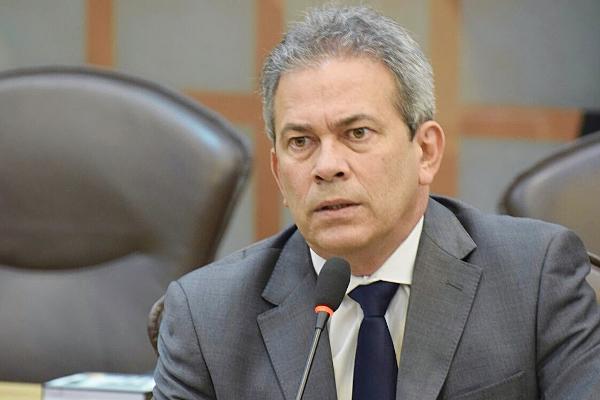 Hermano apresentou Voto de Congratulações ao MPE. Foto: João Gilberto