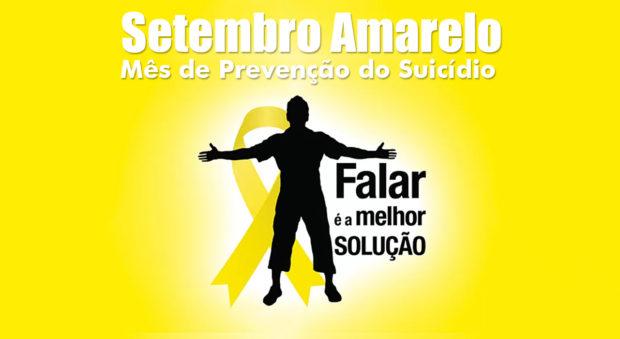 Setembro Amarelo' alerta para prevenção do suicídio