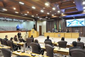 Parlamento Jovem apresenta pleitos para Educação