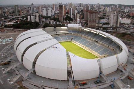 Arena das Dunas será palco de jogo da seleção brasileira no dia 6 de outubro