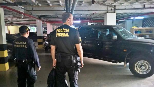 COMBATE CORRUPÇÃO: PF deflagra operação para coibir fraude em licitações de órgãos públicos no RN