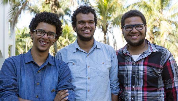 Caio, José e Gabriel estão na próxima fase do X Factor (Foto: Kelly Fuzaro/X Factor)