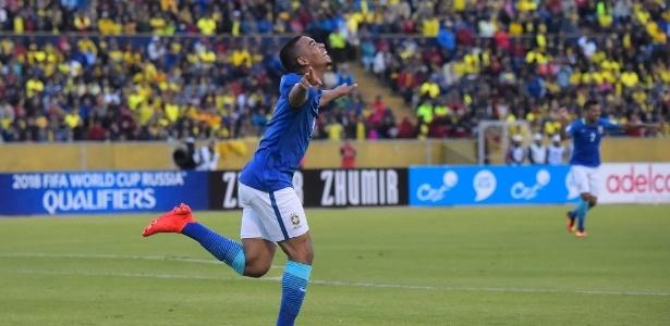 BOLA CHEIA: Defesa funciona, Gabriel Jesus brilha e Brasil vence em estreia de Tite