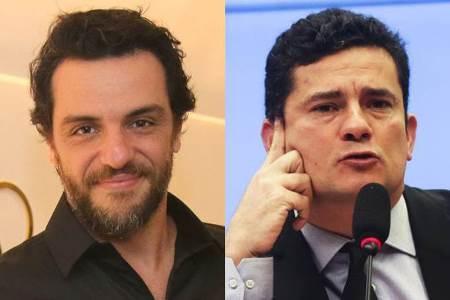 Rodrigo Lombardi será Sergio Moro em filme sobre a Lava Jato