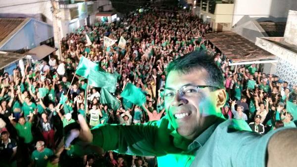 RENOVAÇÃO: Em Lagoa Nova, Luciano Santos venceu as oligarquias e se consagra como a nova liderança da Serra de Santana