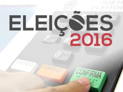 ELEIÇÕES 2016: Segundo turno acontece neste domingo (30)