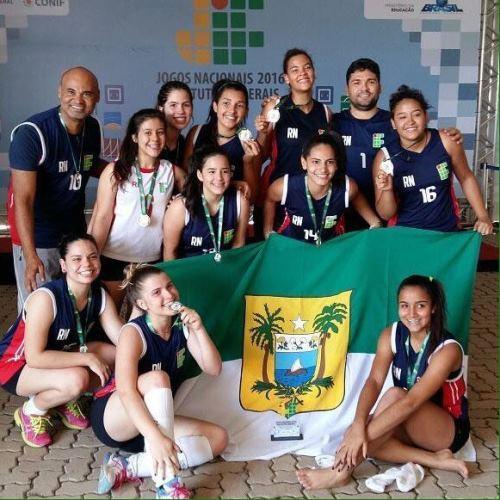 IFRN conquista maior número de troféus dos Jogos dos Institutos Federais 2016; C. Novos ficou com o ouro em duas categorias