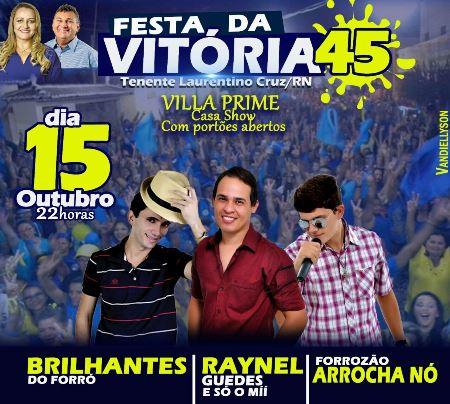 O evento promete lotar o Vila Prime