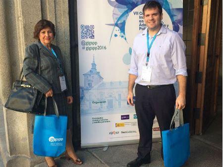 Gestão e planejamento estratégico da ALRN são destaques em congresso internacional