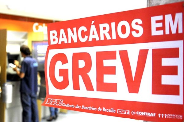 SEM JEITO: Bancários decidem manter greve e paralisação entra no 29º dia