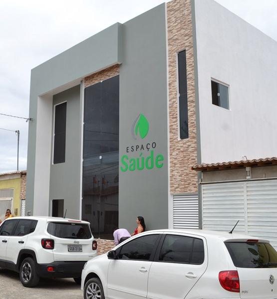 Clínica fica localizada na Rua Salustiano Lourenço, nº 51 - Tenente Laurentino/RN