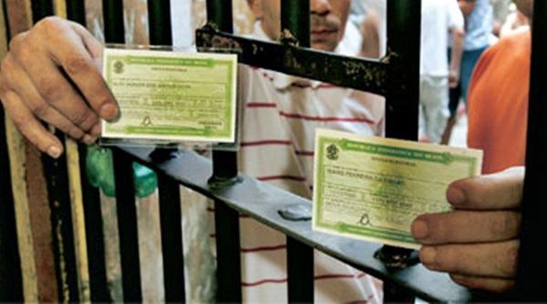 POR ENQUANTO: 21 candidatos e 142 eleitores são presos pelo País
