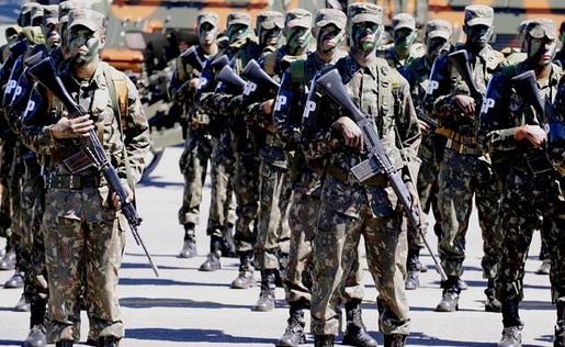 Forças Armadas vão garantir segurança dos locais de votação em 315 município do Brasil