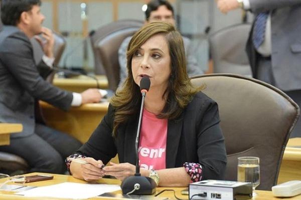 Márcia Maia faz apelo ao Governo para priorizar pagamentos dos servidores