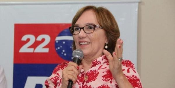 A ÚNICA: Dos federais do RN, apenas Zenaide Maia votou contra a PEC 241