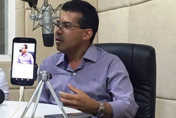 Luciano Santos, prefeito eleito de Lagoa Nova
