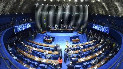 Votações, uma na Comissão de Constituição e Justiça (CCJ) e outra no plenário, ocorrerão na próxima quarta-feira, conforme cronograma de Renan Calheiros