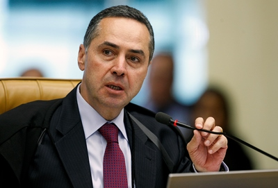 Luís Roberto Barroso, autor do voto vencedor.