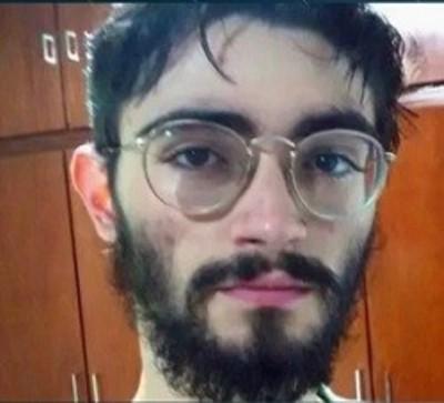 Estudante Guilherme Silva Neto, 20 anos.