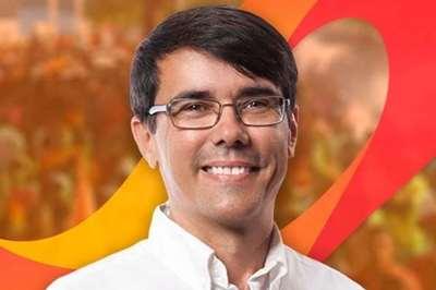 Renato Lima, de 47 anos, disputou a prefeitura de Goianinha nas últimas eleições.