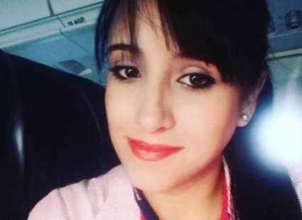 A comissária de bordo Ximena Suárez foi um dos poucos sobreviventes da tragédia com o avião da Chapecoense