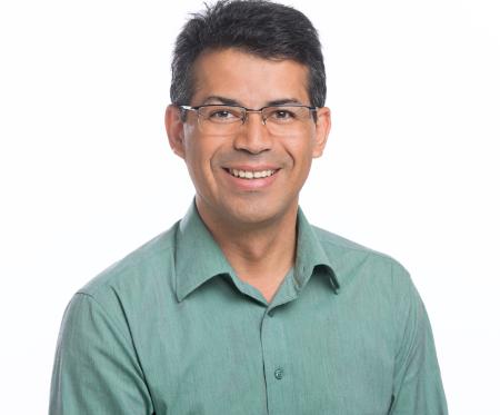 Luciano Santos, prefeito de Lagoa Nova/RN