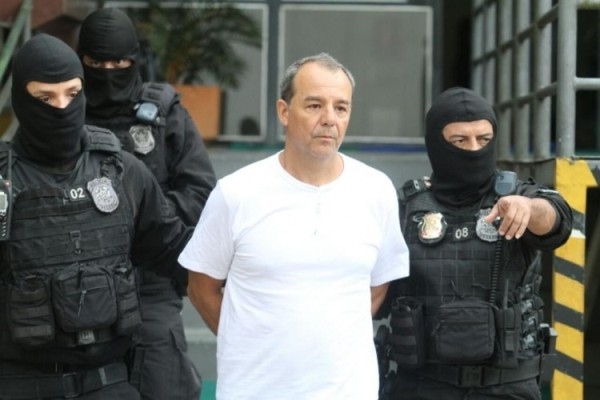 Juiz Sérgio Moro põe Sérgio Cabral no banco dos réus por corrupção e lavagem