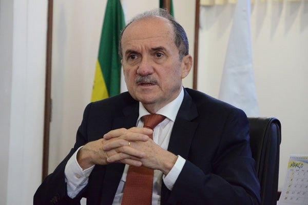 Claudio Santos, presidente do TJRN.