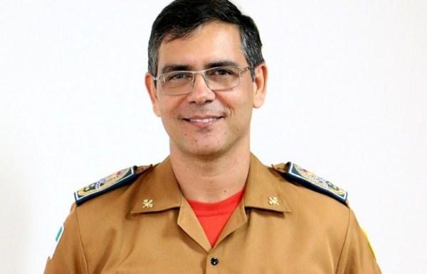 Coronel Sócrates assume comando do Corpo de Bombeiros do RN a partir desta quarta