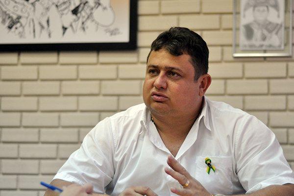 Walber Virgolino, secretário de Justiça e Cidadania do RN.