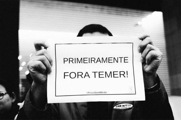 Datafolha: 65% acham que saída de Temer é o melhor para o país