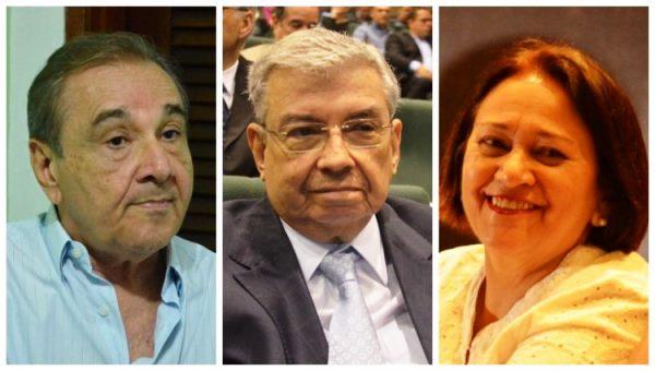 Senadores gastaram R$ 911 mil com cotas parlamentares em 2017; Fátima lidera