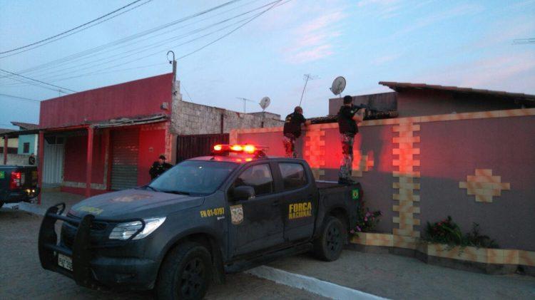 SEGURANÇA: Policial Militar suspeito de chefiar milícia no RN é preso em ação da Força Nacional
