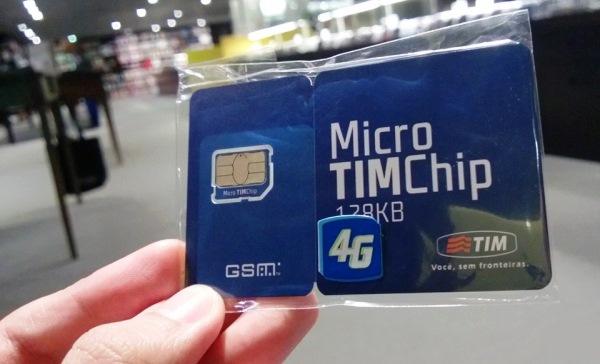 Resultado de imagem para TIM realiza troca gratuita de chips 4G em municípios do RN