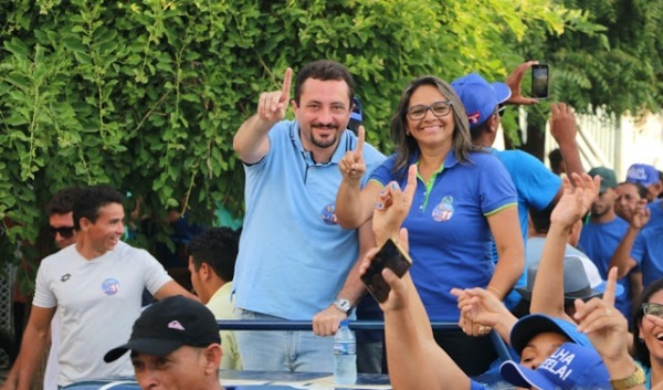 Resultado de imagem para Maria Olímpia vence as eleições suplementares no município de Paraú