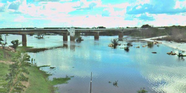 SERIDÓ: nível do Rio Piranhas melhora condições de abastecimentos de cidades