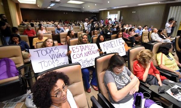 Execução de Marielle e Direitos Humanos são temas de debate na Assembleia