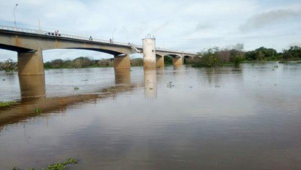 Chuva em Jardim de Piranhas foi de 90 mm neste domingo
