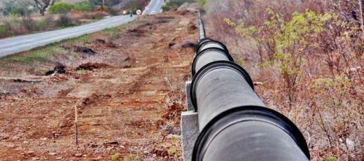 Manutenção suspende abastecimento de água em nove municípios